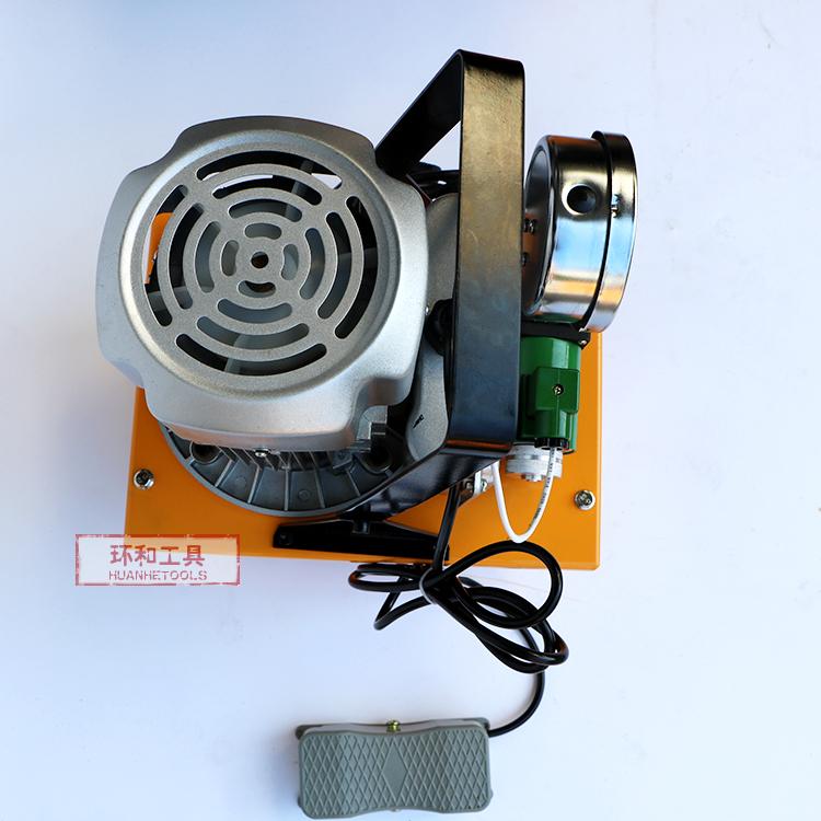Ultra-high pressure pump electric hydraulic pump hydraulic press foot  hydraulic pump station single oil electric pump 700A