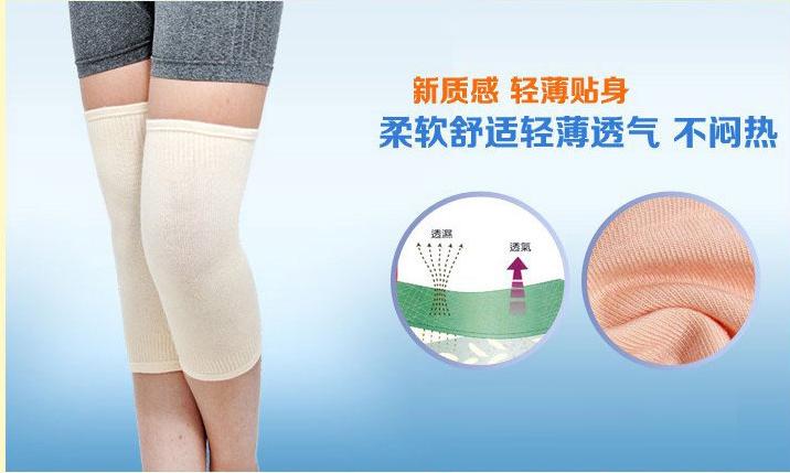 护腿保暖老寒腿男女士护膝盖套老年人互漆关节神器冬季防寒详情图