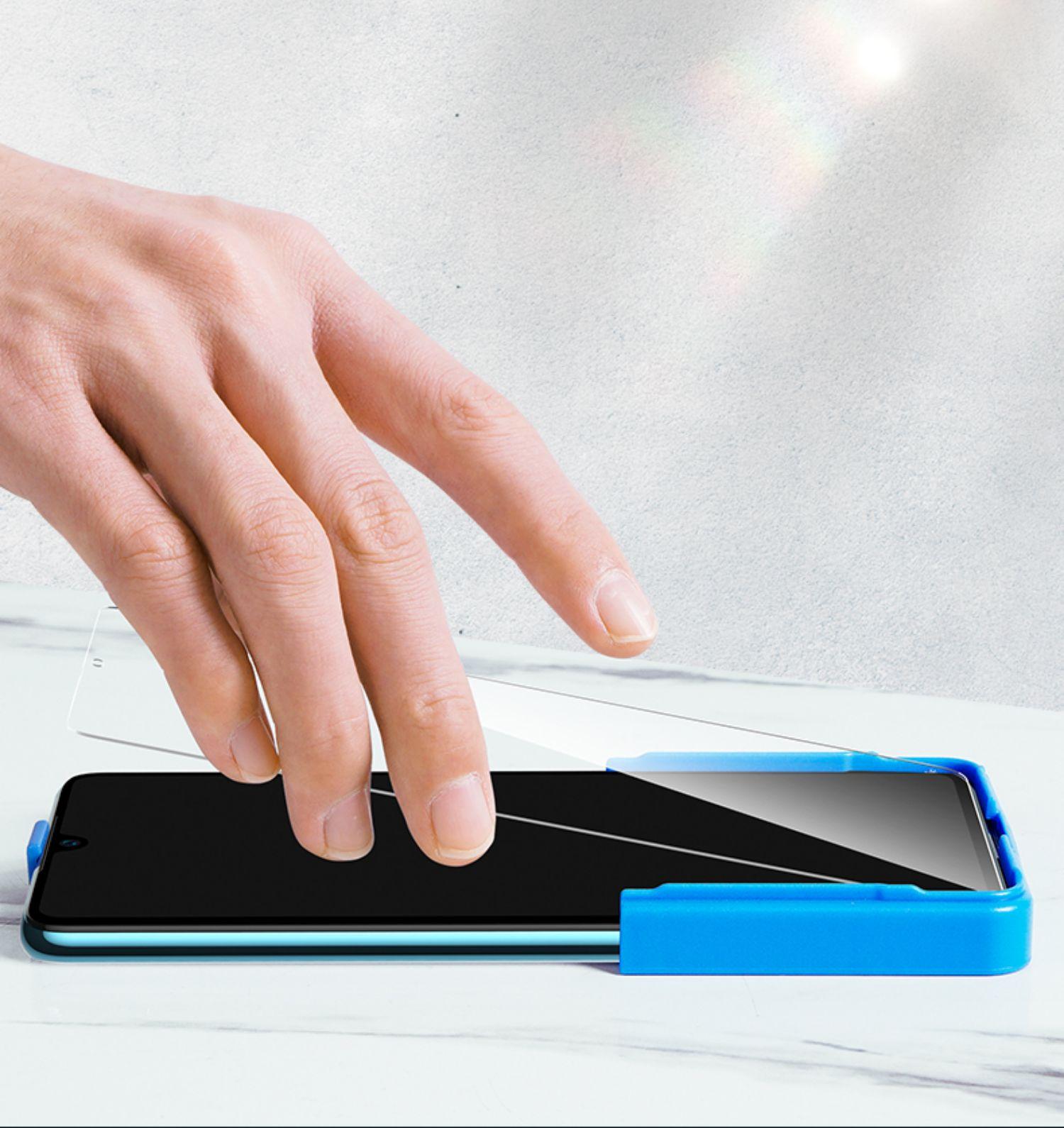 柏奈儿华为p30钢化膜p40p20mate40pro手机7nova5i荣耀x10v20v30v40全屏9x8x水凝30s适用3i/4e/6se畅享10plus