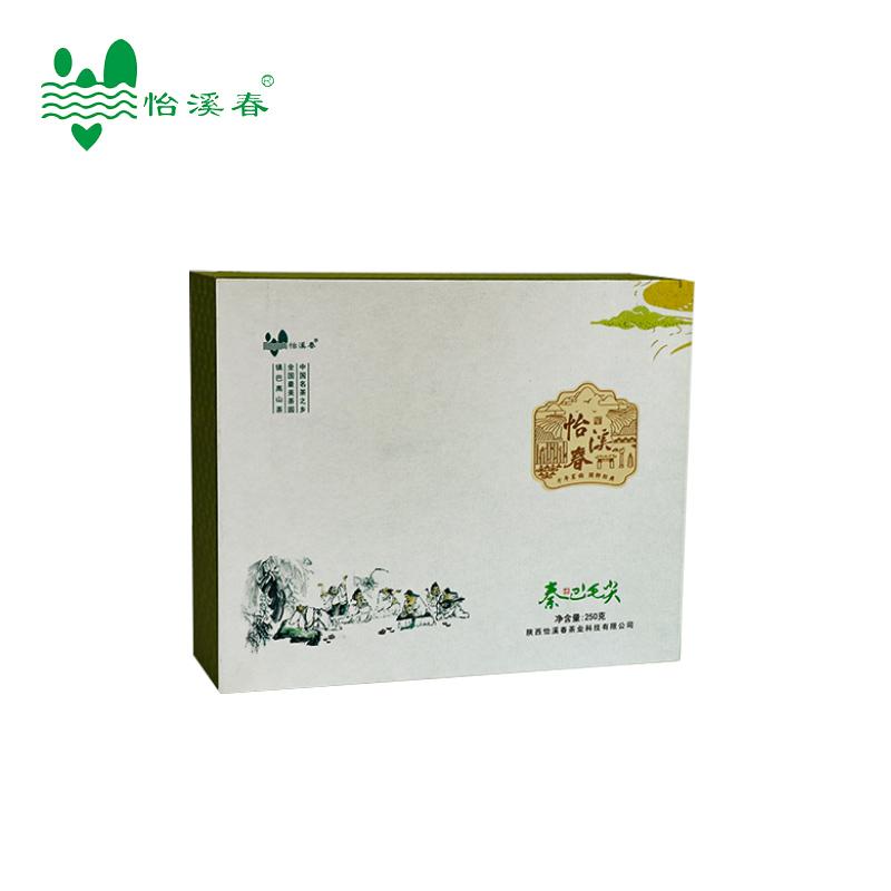 【怡溪春】特级秦巴毛尖礼盒装250g  (2罐*125g)