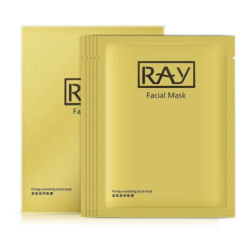 泰國正品RAY補水保濕蠶絲面膜