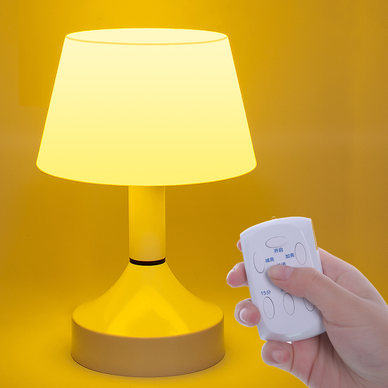 Usd 11 44 Creative Remote Control Night Light Led Small Table Lamp