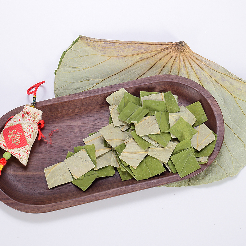 how to make lotus leaf tea