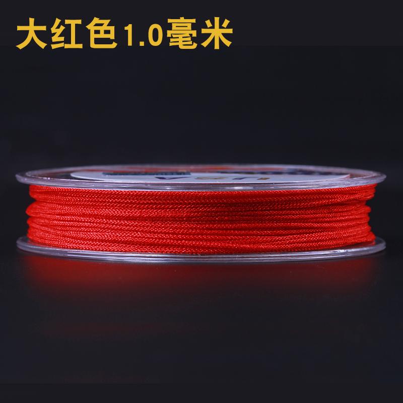 Насыщенно-красный Цвет 1,0 мм