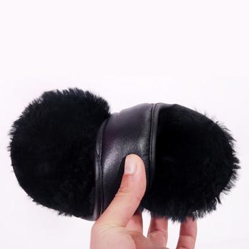 巨利佳冬季保暖耳套男新款羊皮耳罩