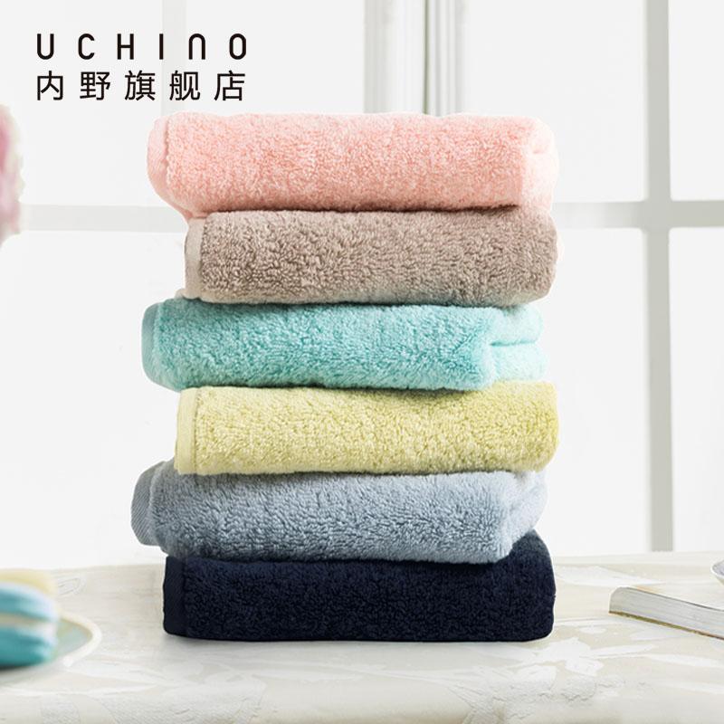 日本国礼大牌【内野】纯棉A类毛巾