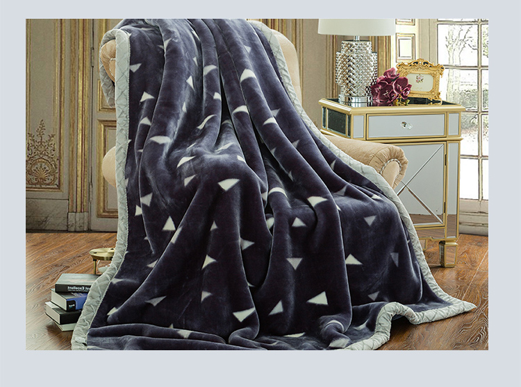 保暖双层加厚:南极人 1.5x2m 拉舍尔加厚双层珊瑚绒毯 券后79元包邮 买手党-买手聚集的地方