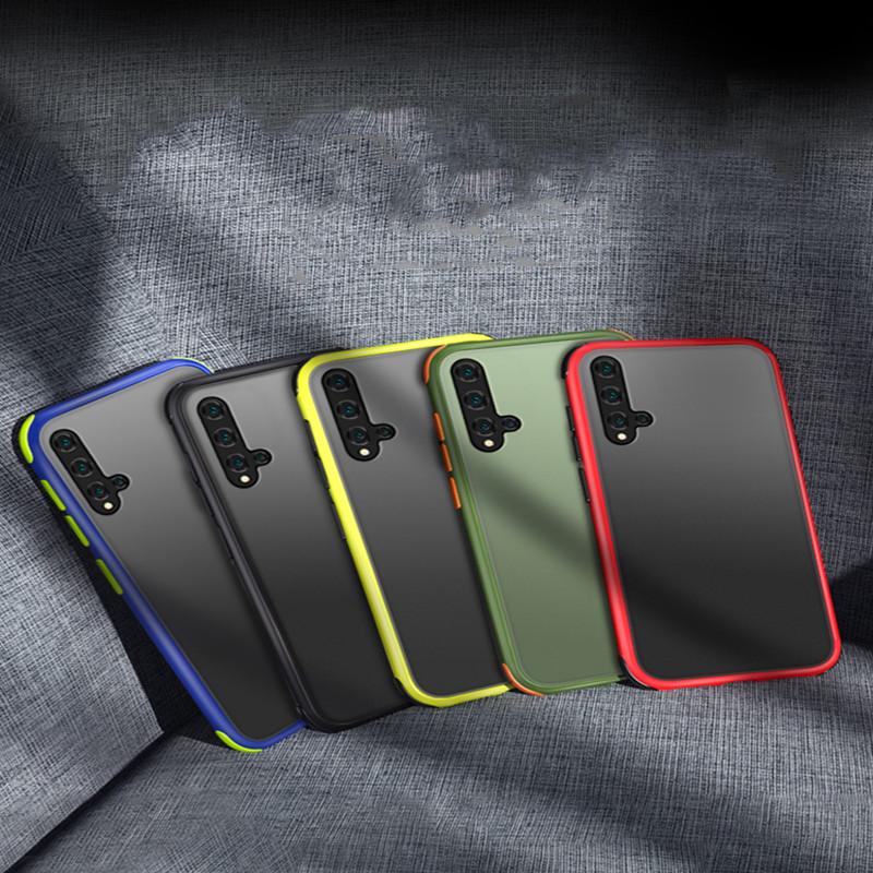 华为nova5pro手机壳nove5磨砂液态软硅胶套nowa5ipro男款撞色防摔5por网红5i个性创意novo5z新款女生全包硬壳