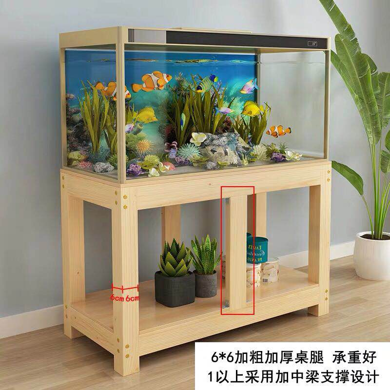 Fish Tank Aquarium Shelf