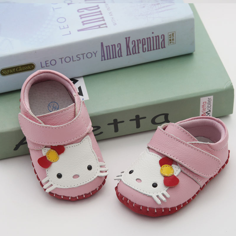 Pink Cat Soft Bottom [single Shoes]