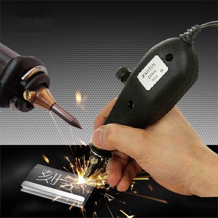 便携式10w光纤打标机激光金属打标机20w轴承钢铁打码雕刻机