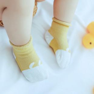 【3双装】春夏婴儿手工无骨棉袜