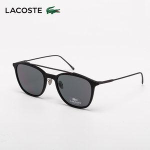 Lacoste鳄鱼墨镜 男款时尚方框大框太阳眼镜L880S