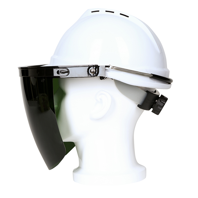 PC Safety Cap Protection Welding Mask Impact Splash Argon Arc Welding Mask  Welder Welding Mask Headwear