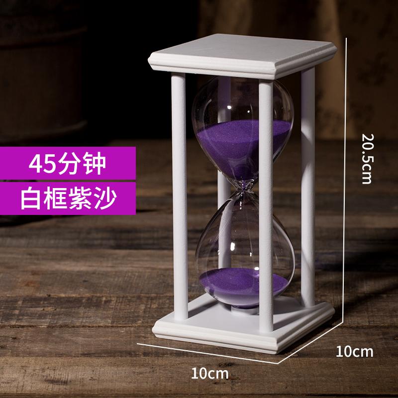 Цвет: 45 квадратных белой коробке фиолетовый песок