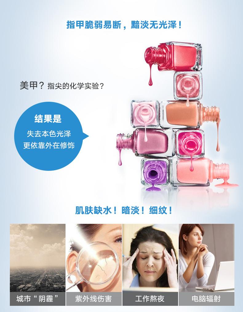 GNC健安喜发肤甲基础营养片120片/瓶 ¥139.00 营养产品 第4张