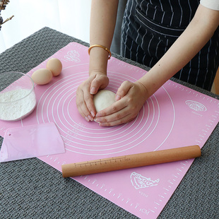 Knead your face! Food grade baking and rolling mat