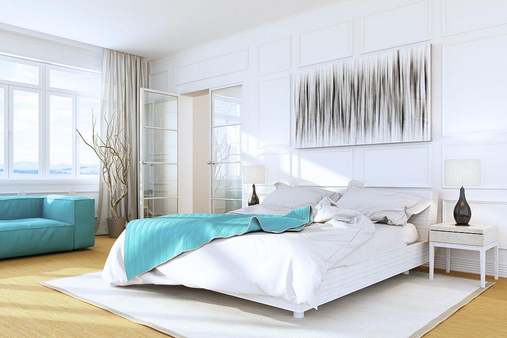 颜值高又省空间的床头柜,让卧室更有质感