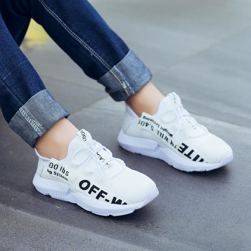 儿童鞋子男童运动鞋2018新款透气休闲鞋夏季女童小白鞋春季潮韩版_天猫超市优惠券