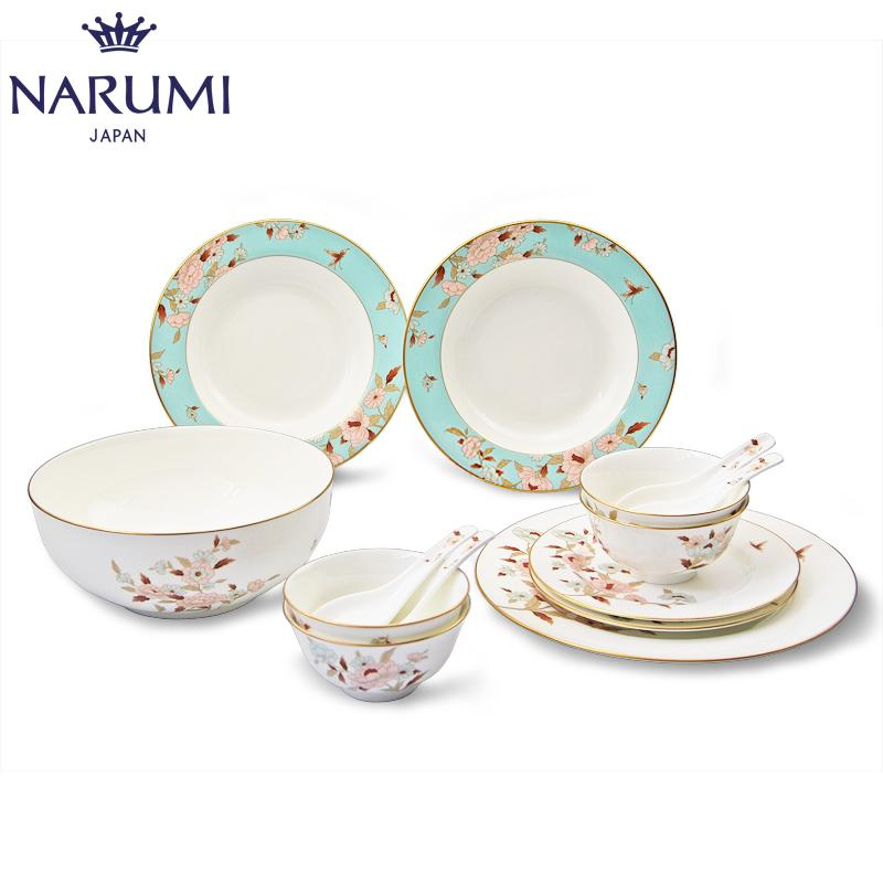 lightbox moreview · lightbox moreview ...  sc 1 st  English Taobao | Taobao Agent & USD 1039.64] Japan NARUMI Narumi Mirei Series 4 person lunch set(14 ...