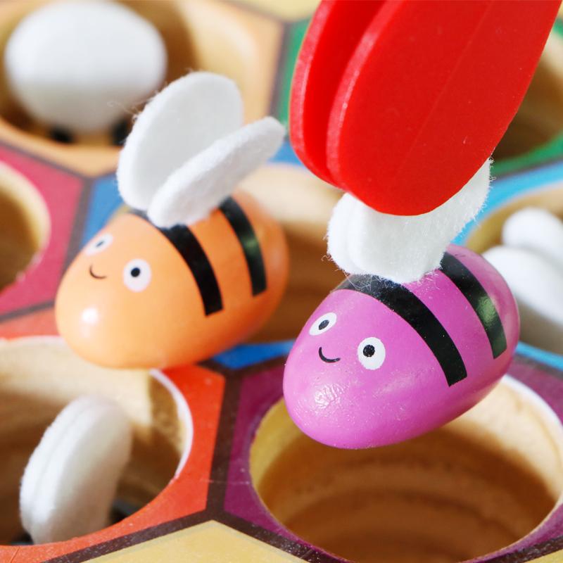 儿童蒙氏早教益智玩具1-2-3周岁女孩宝宝手指精细动作训练玩具男