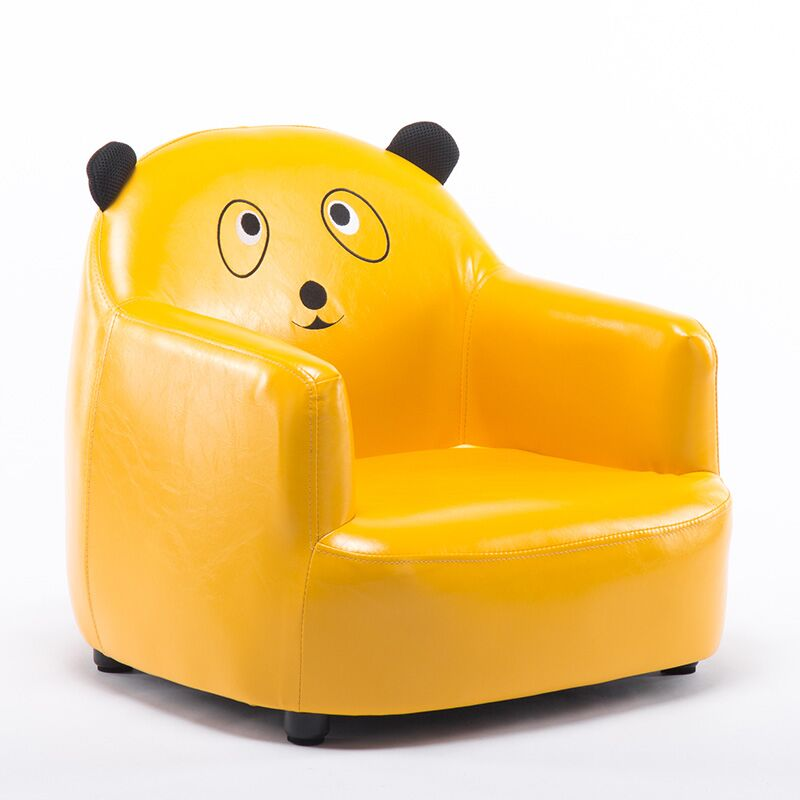 Yellow / PU bear
