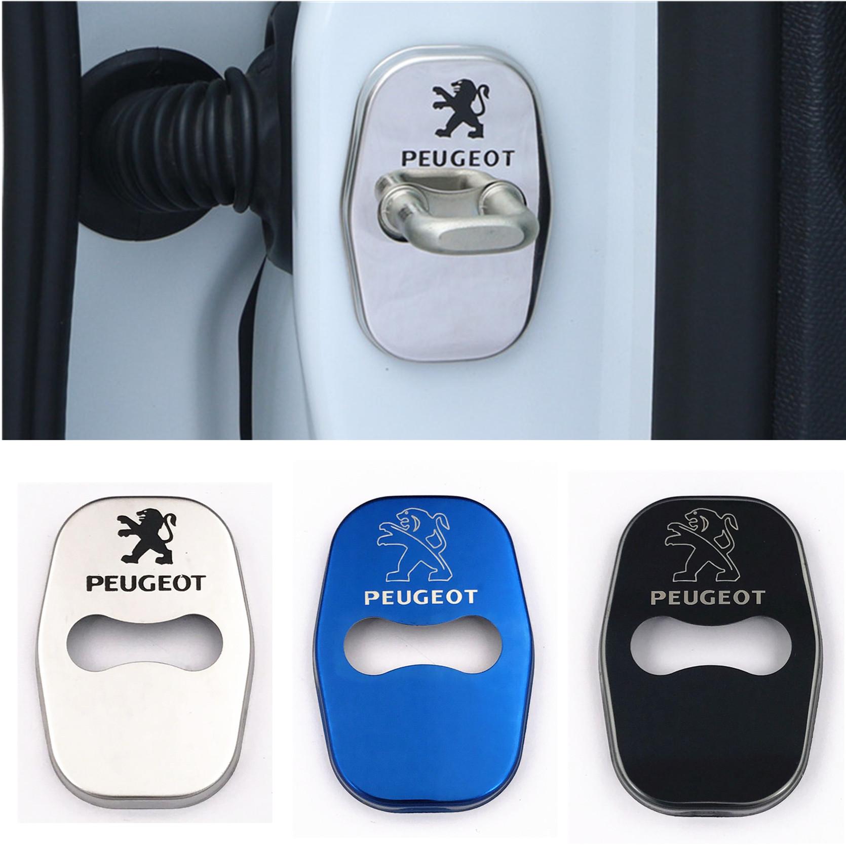 Ốp móc cửa Peugeot 3008 all new và 5008 - ảnh 2