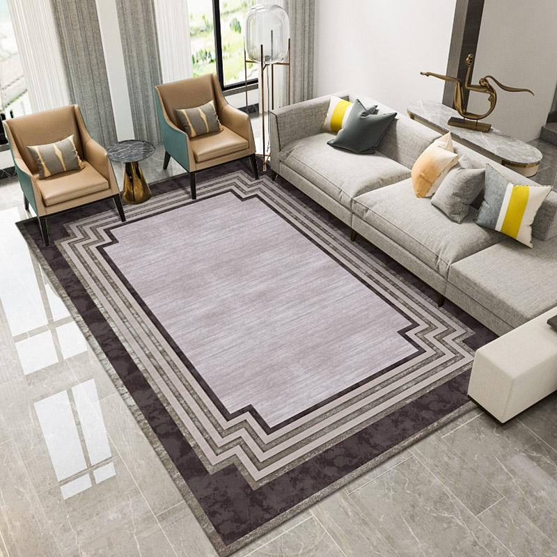 京华中式地毯古典地毯沙发现代简约客厅地毯轻奢地垫客厅毯茶几毯