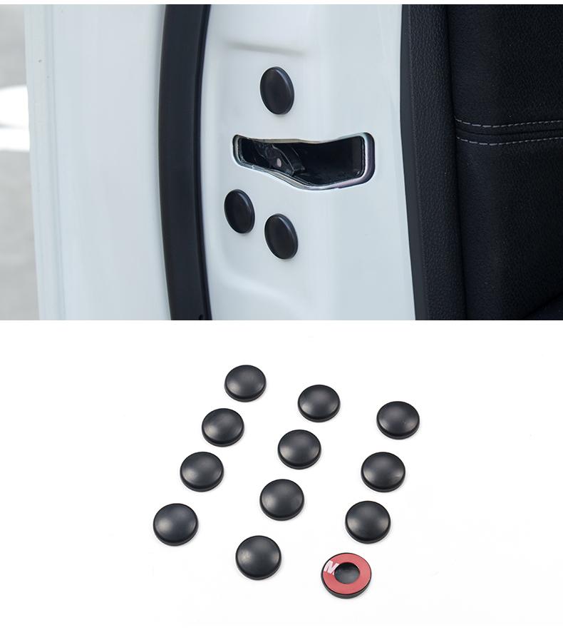 Ốp bảo vệ Vít cửa chống gỉ Honda CRV - ảnh 16