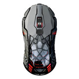 Yemengade special-shaped wireless wired gaming mouse macro mechanical gaming office laptop for big hands