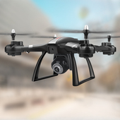 Remote Controlled Quadcopter