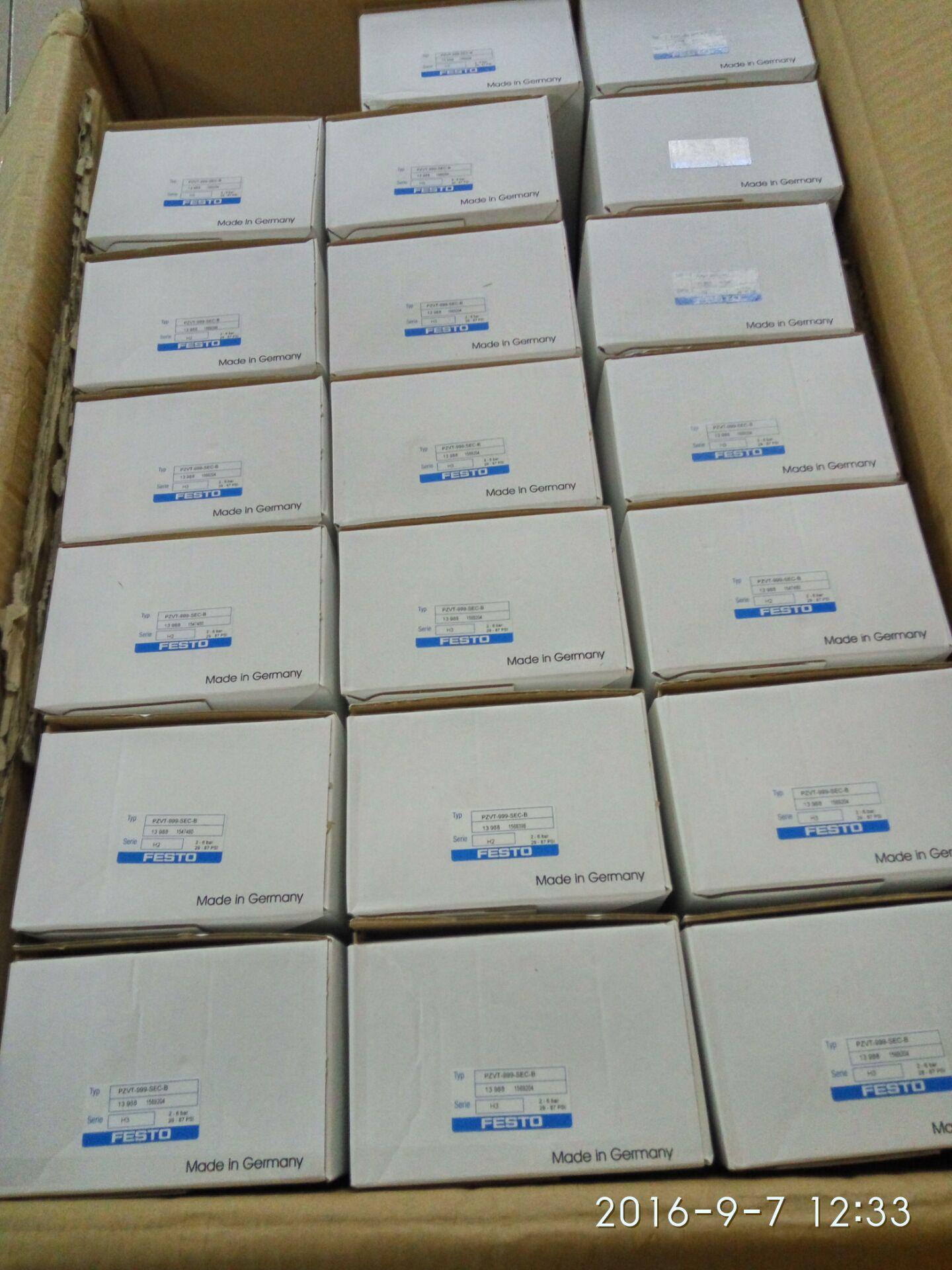 Германия плата этот уход FESTO пневматический запомнить количество устройств 13988 PZVT-999-SEC-B качественная оригинальная продукция