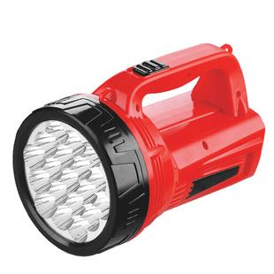 【久量】强光可充电远程探照灯手电筒