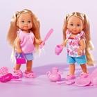 仙霸依薇仿真巴比洋娃娃套装女孩公主换装玩具早教益智过家家礼物