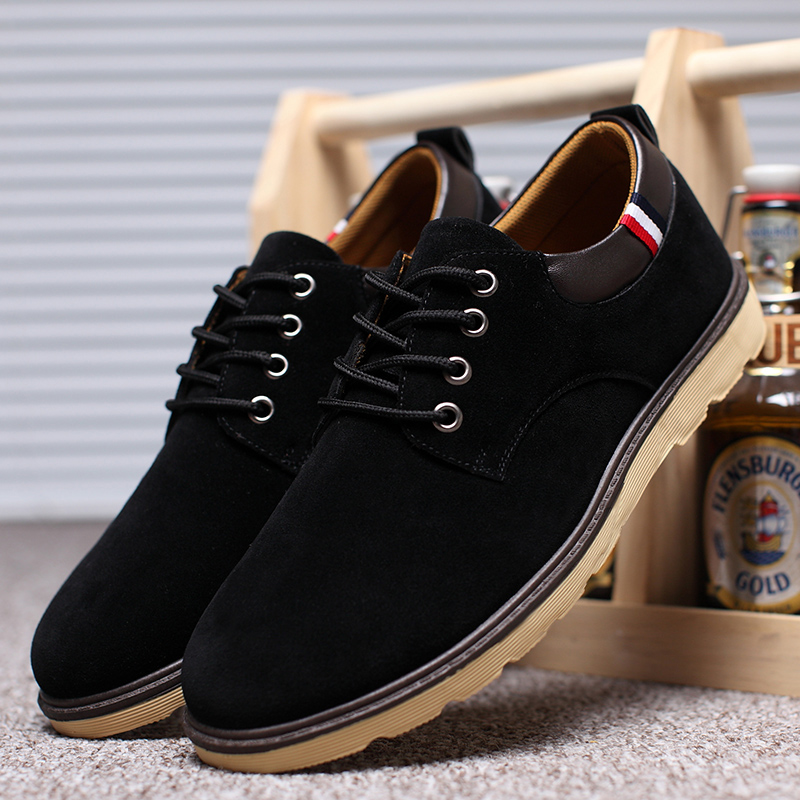 Men's shoes spring tide shoes 2018 new cotton shoes men's casual shoes Korean fashion wild shoes British shoes