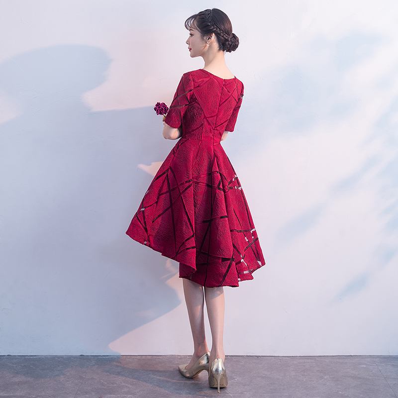 Bride Toast 2019 New Summer Fashion Red