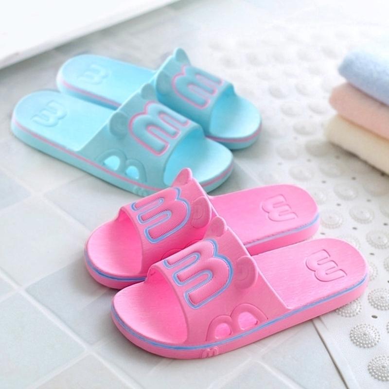 凉居室女夏季卧室批发家家庭内旅行洗浴便携家用防滑拖鞋款美容院