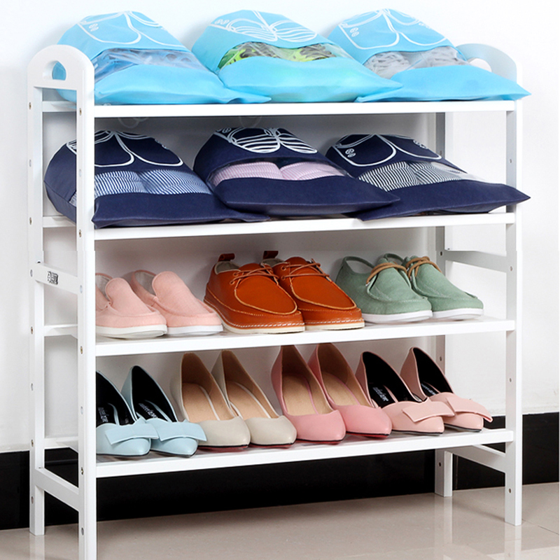 Shoes storage bag shoe bag shoe box dust sneakers storage bag shoe cover beam travel storage ... & Shoes storage bag shoe bag shoe box dust sneakers storage bag shoe ...