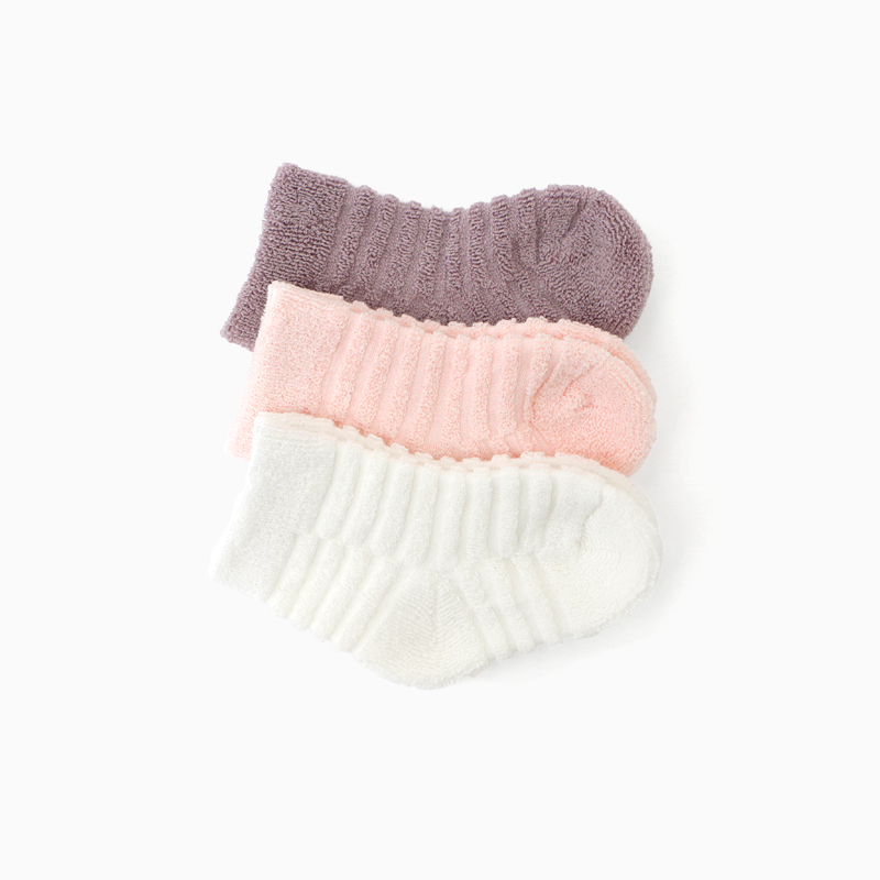 Autumn And Winter Thickening Baby Socks Cotton Baby Socks Loose