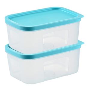 大容量食品级PP冰箱收纳盒2个装