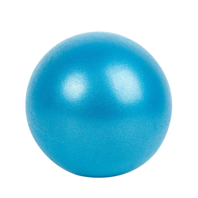 加厚防爆普拉提25cm瑜伽小球健身体操儿童玩具气球孕妇产后锻炼女
