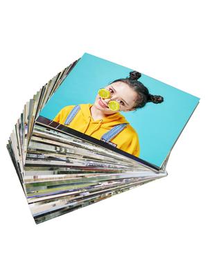 【拍30件】5寸乐凯王室铂金绒面冲印照片