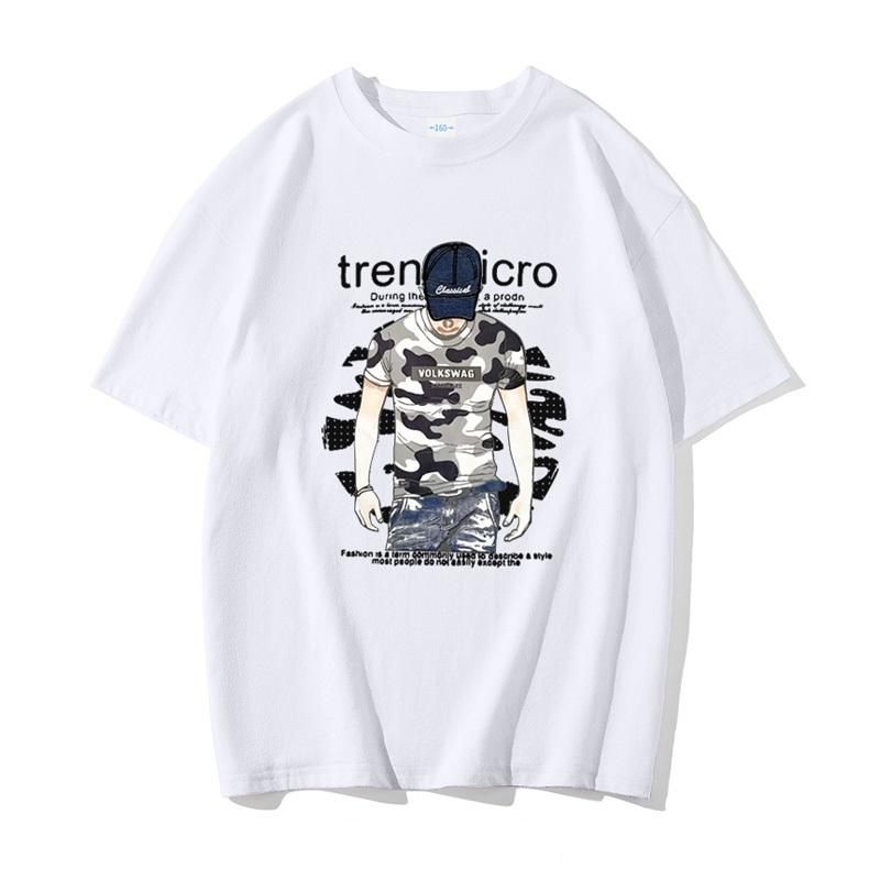 纯棉夏季男童t恤打底衫