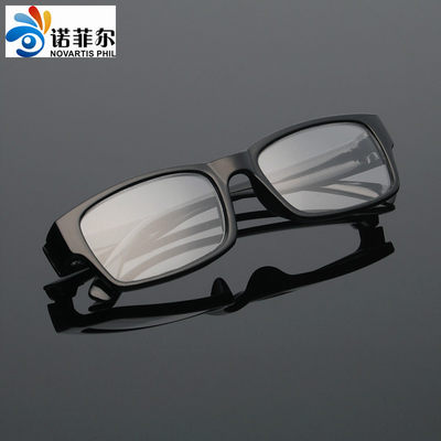 Glass lens wearful older mirror black mirror men and women models old flower glasses clear old flower mirror