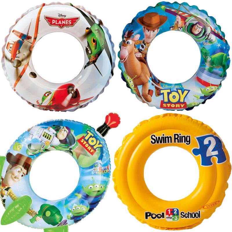Новый INTEX ребенок ребенок газированный плавать круг ребенок спасательный круг младенец младенец подмышка кольцо плавание спасательный круг бесплатная доставка