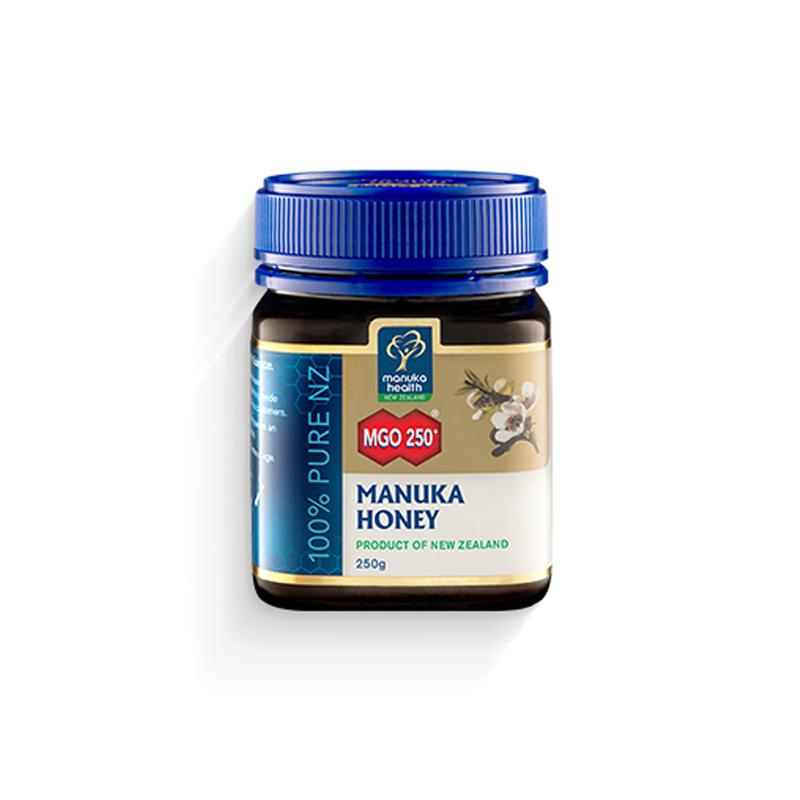 manuka蜜纽康MGO250+麦卢卡蜂蜜250g 新西兰原装进口纯正天然养胃