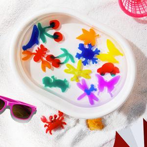 蓝宙神奇水宝宝玩具水精灵盒子魔幻水精灵海洋宝宝儿童环保材料包