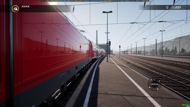 模拟火车世界TSW