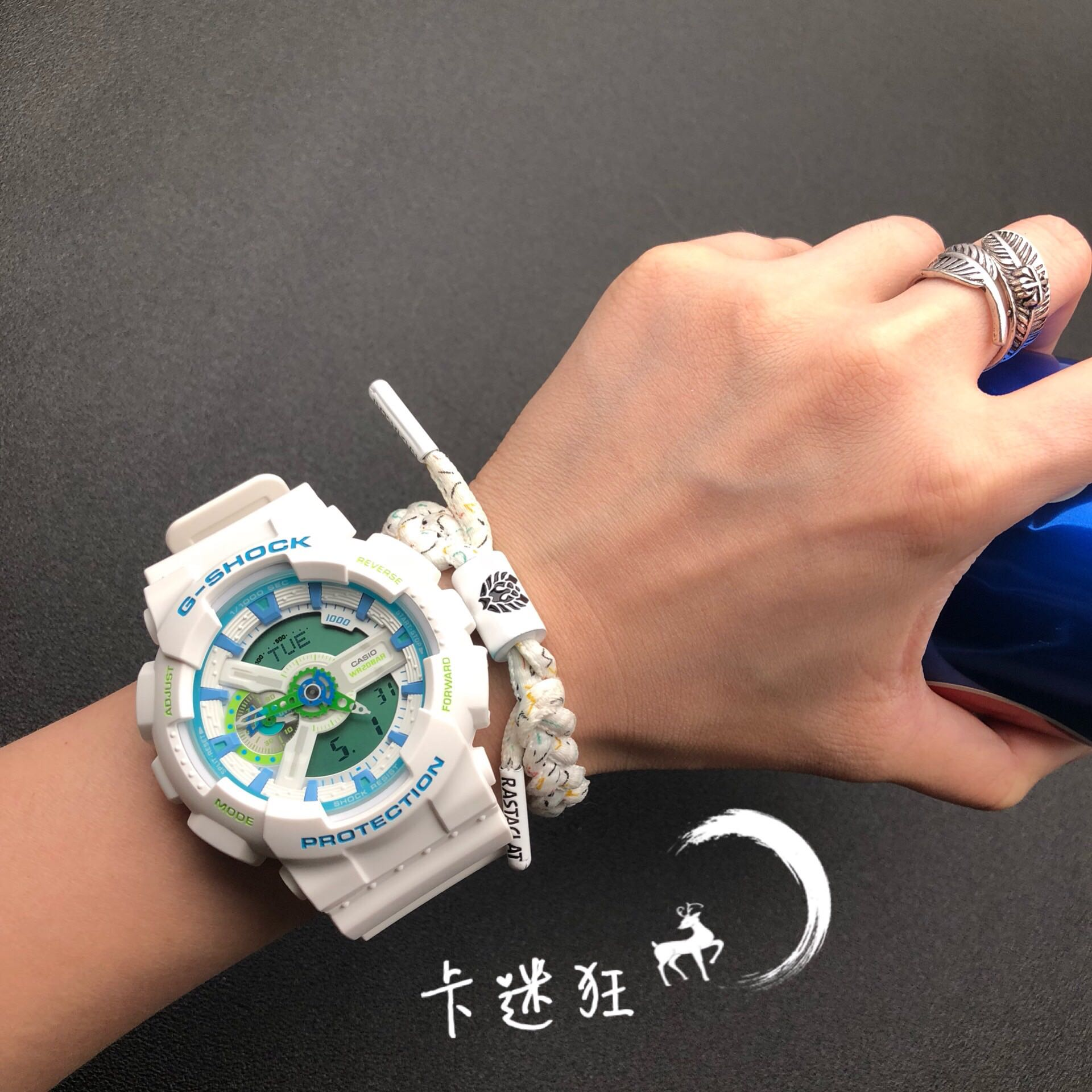Casio Watch Male Gshock Waterproof Ga 110 Series Gb 1a Rg Cr Fc Mb G Shock 110fc 1adr