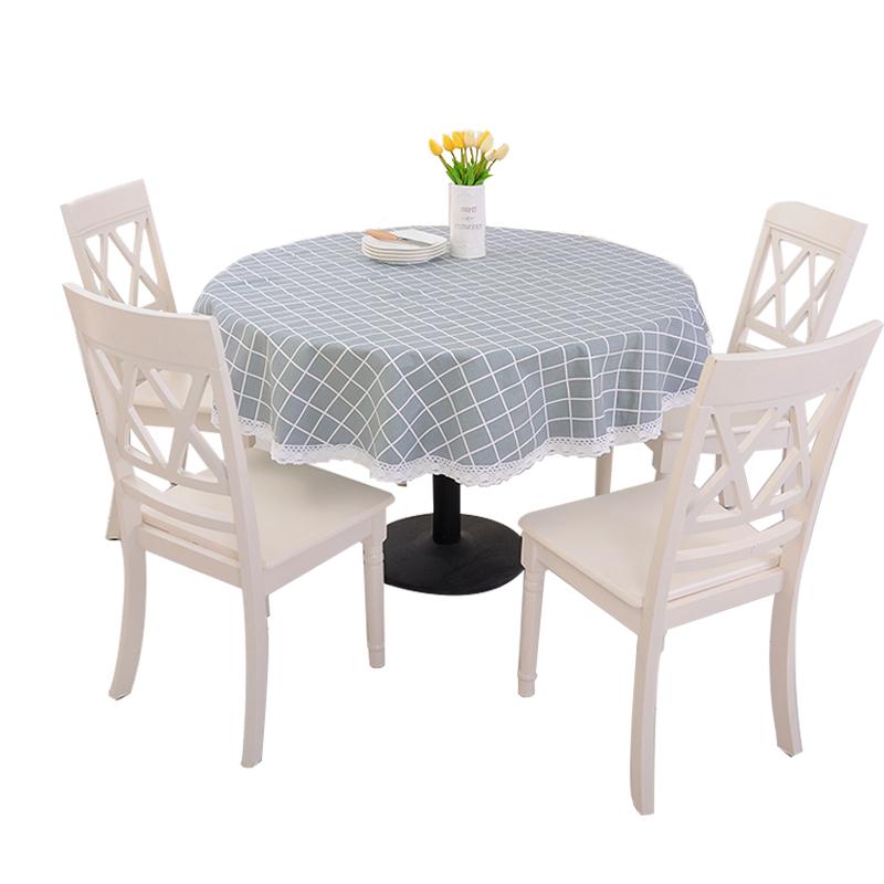 棉麻桌布布艺小清新日式餐桌布简约盖布长方形茶几布台布方桌圆桌_领取3.00元天猫超市优惠券
